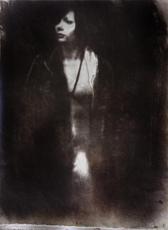 Anders Schildt-model-oilprint-2009
