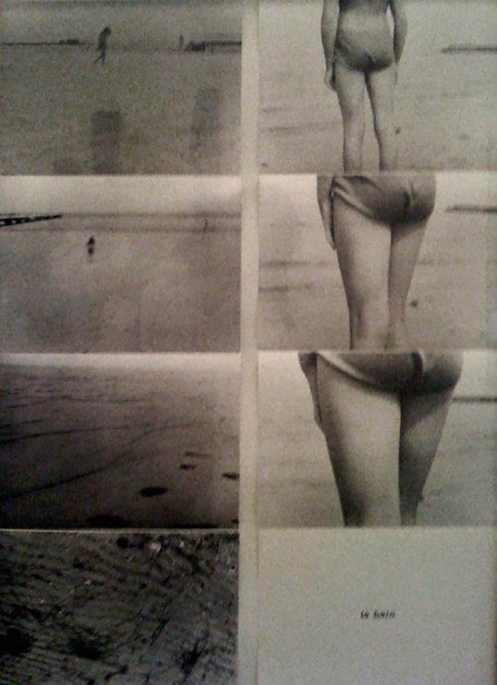 Paul-Armand Gette- La Plage, 1973