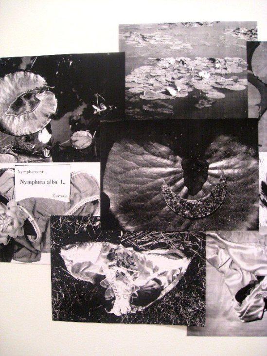 Paul Armand Gette - Les nymphes du musee, 1980 s
