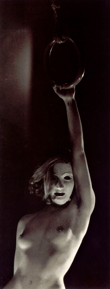 Dora Maar- Assia (Masked) , 1934