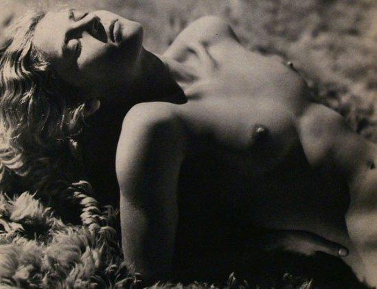 Dora Maar   Nude #57 . photogravure. c1935.