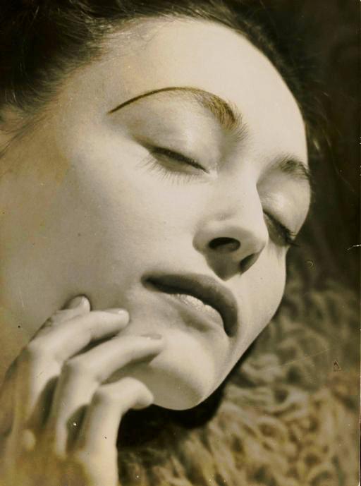 Dora Maar, Nusch Eluard, c. 1935
