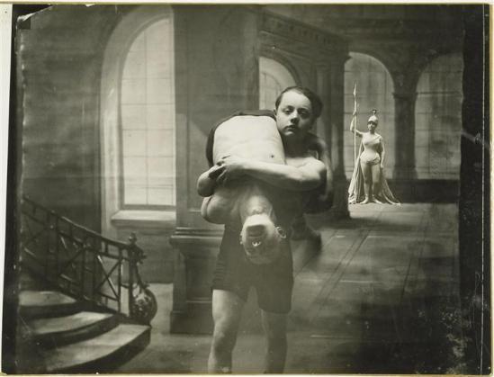 Dora Maar Onirique, 1935 PHOTOMONTAGE