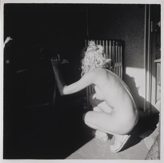 Dora Maar- Portrait de Jacqueline Lamba nue, Antibes, 1939