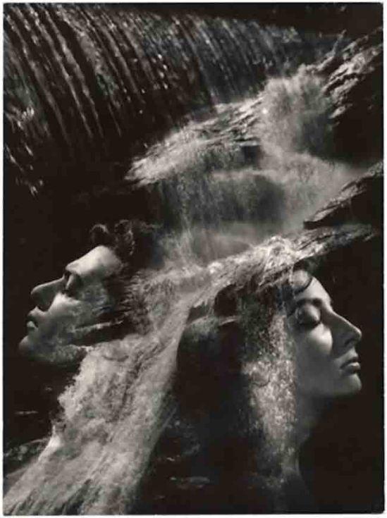 Ferenc (Francisco) Aszmann-Érzelmek zuhataga (Cascade d'émotions), 1955