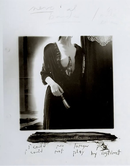 Francesca Woodman- I could no longer play, Providence, Rhode Island 1978