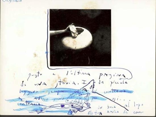 Francesca Woodman. Scrivevo al contrario, Roma 1977-78 ( George and Betty Woodman)