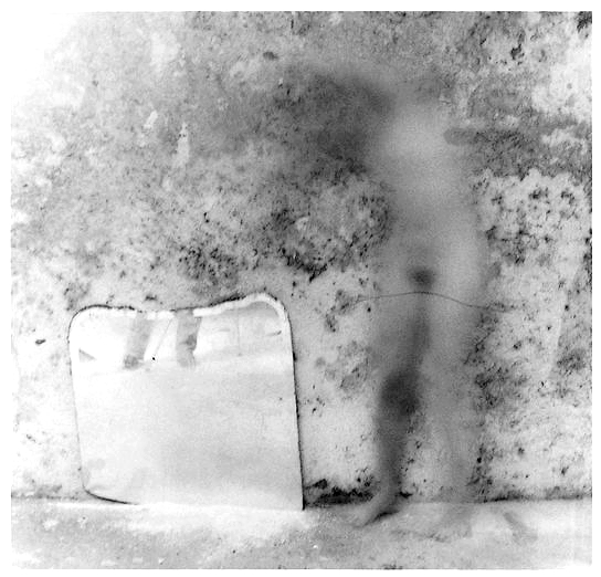 Francesca Woodman- Self-Deceit #7, Rome, Italy 1978