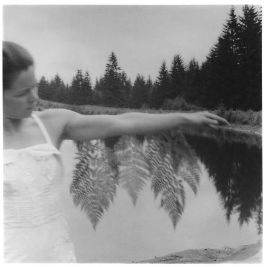 Francesca Woodman-Untitled, MacDowell Colony, Peterborough, New Hampshire, 1980 (M.501) (Galerie Marian Goodman)