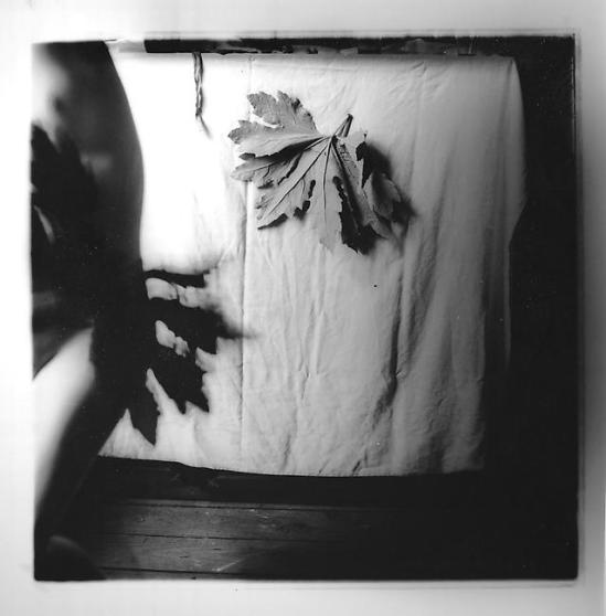 Francesca Woodman-Untitled, MacDowell Colony, Peterborough, New Hampshire, 1980 (M.508-J7) (Galerie Marian Goodman)