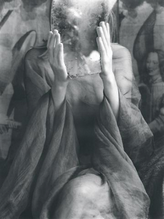 Greta Buysse- From séries Eros e Thanatos 6,  2003