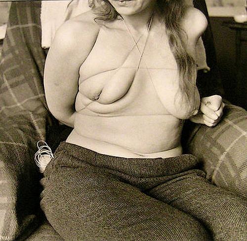Hans Bellmer -Untitled, ( his wife Unica Zurn) 1958