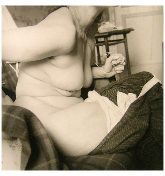 Hans Bellmer -Untitled ( Unica Zurn) 1958  '4 (3)