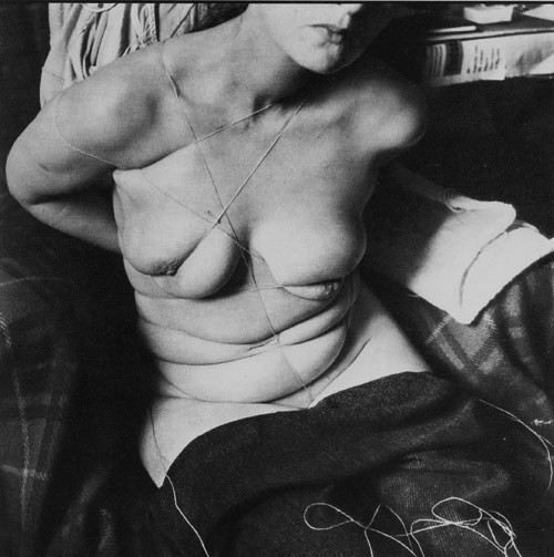 Hans Bellmer -Untitled ( Unica Zurn) 1958 (4)