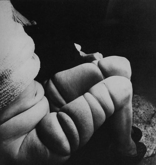 Hans Bellmer -Untitled, Unica Zurn, 1958