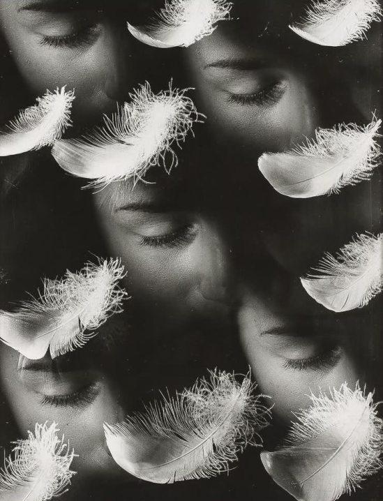 Heinrich Heidersberger -Federprisma, nd ( 1950s)