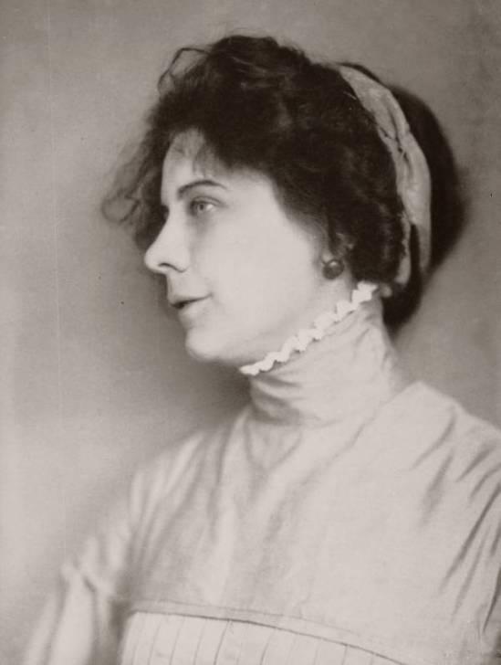 Máté Olga- Kaffka Margit, 1910