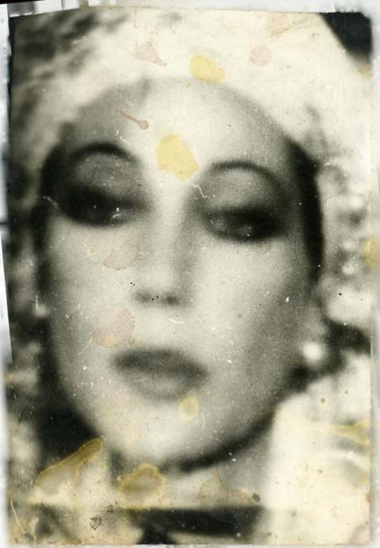 Miroslav Tichý - Ohne Titel, 1950-80 Courtesy michael hoppen gallery