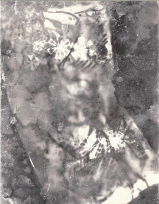 Miroslav Tichý- Photogram, nd (source Zelouna Auction House)