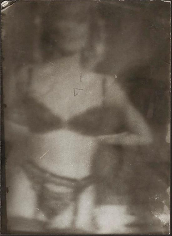 Miroslav Tichý Untitled, c. 1960s-1980s 1