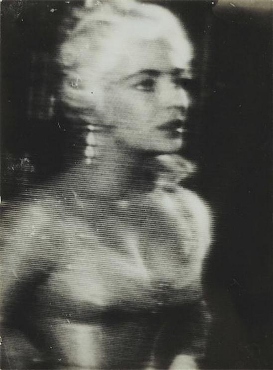 Miroslav Tichý  - Untitled, n.d.