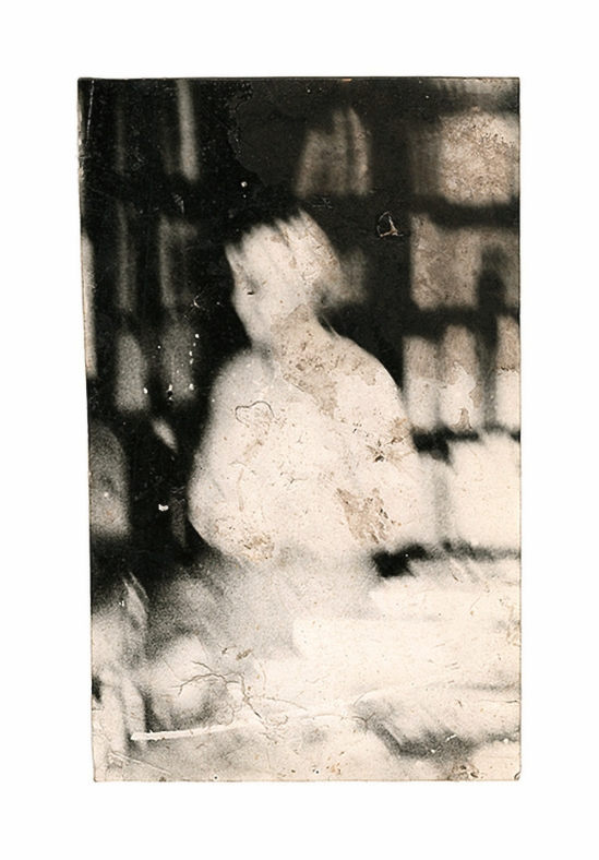 Miroslav Tichý- Untitled, 1960-80's