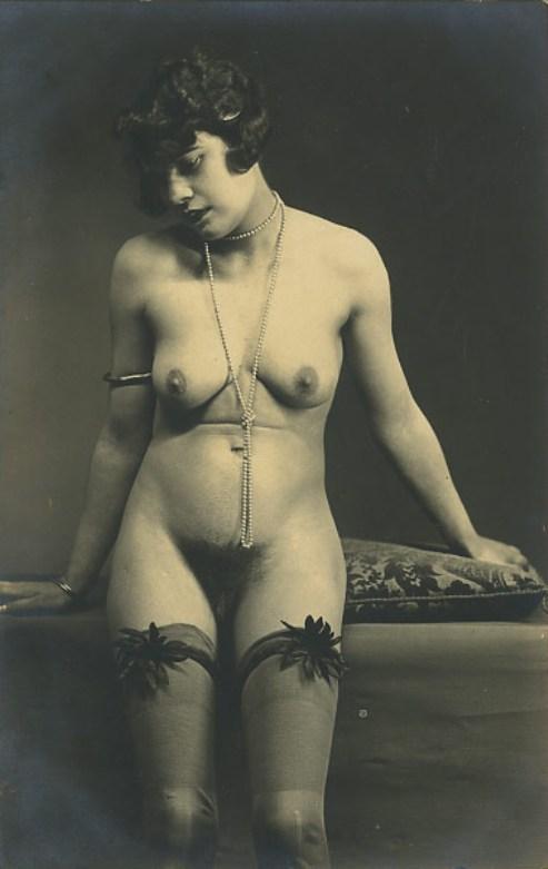 Grundworth- Nude study, 1925s