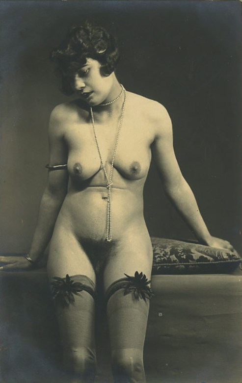 Grundworth- Nude study, 1925s