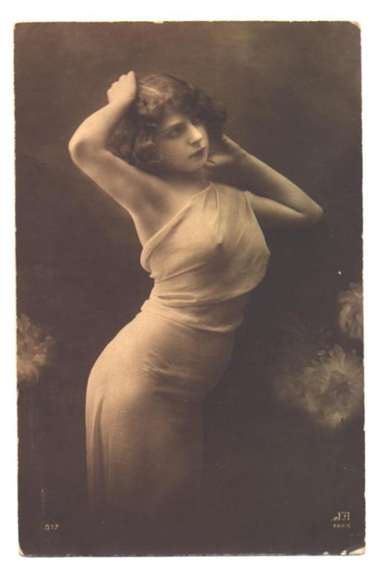Jean Angelou - Fernande Barrey { Miss fernande} , Series 017,1910/15's