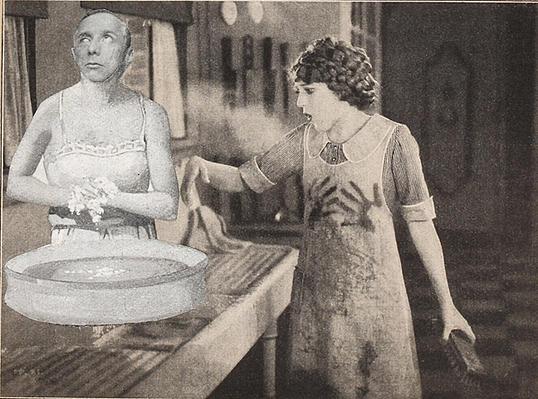 André Breton, Paul Éluard & Suzanne Muzard Untitled 1931