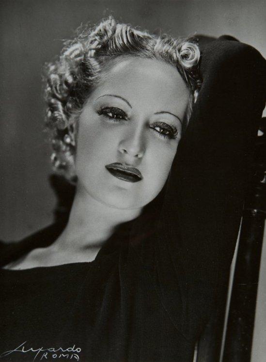 Elio Luxardo -Germana Paolieri, 1937