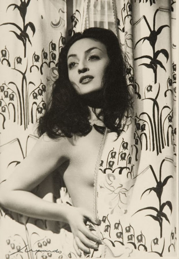 Elio Luxardo - Marisa Maresca, 1955