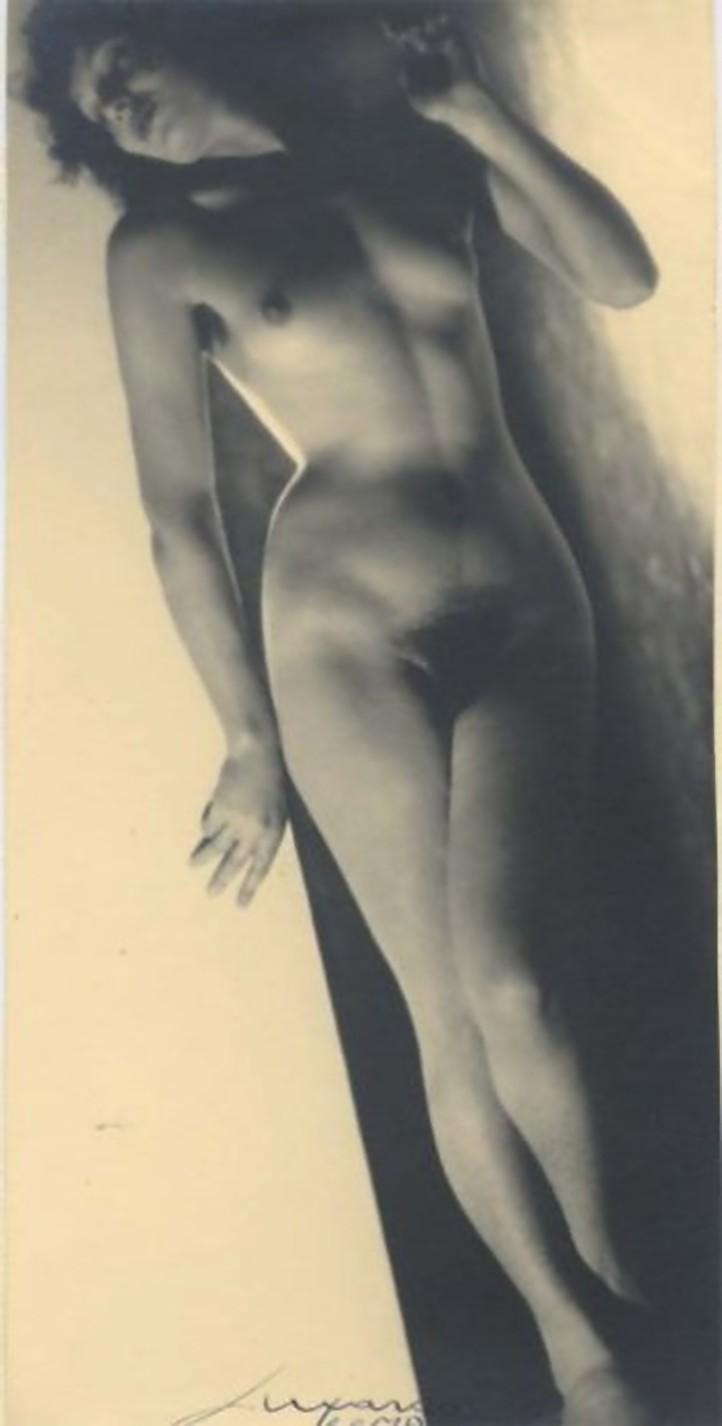 Elio Luxardo- Nudo, 1935