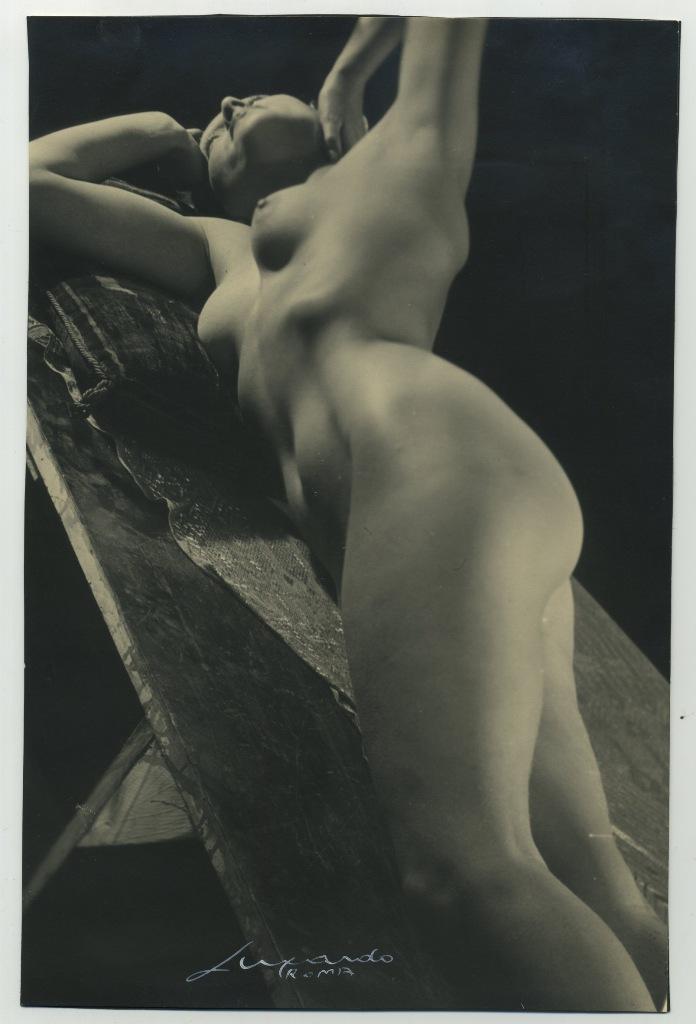 Elio Luxardo -Nudo femminile , 1932