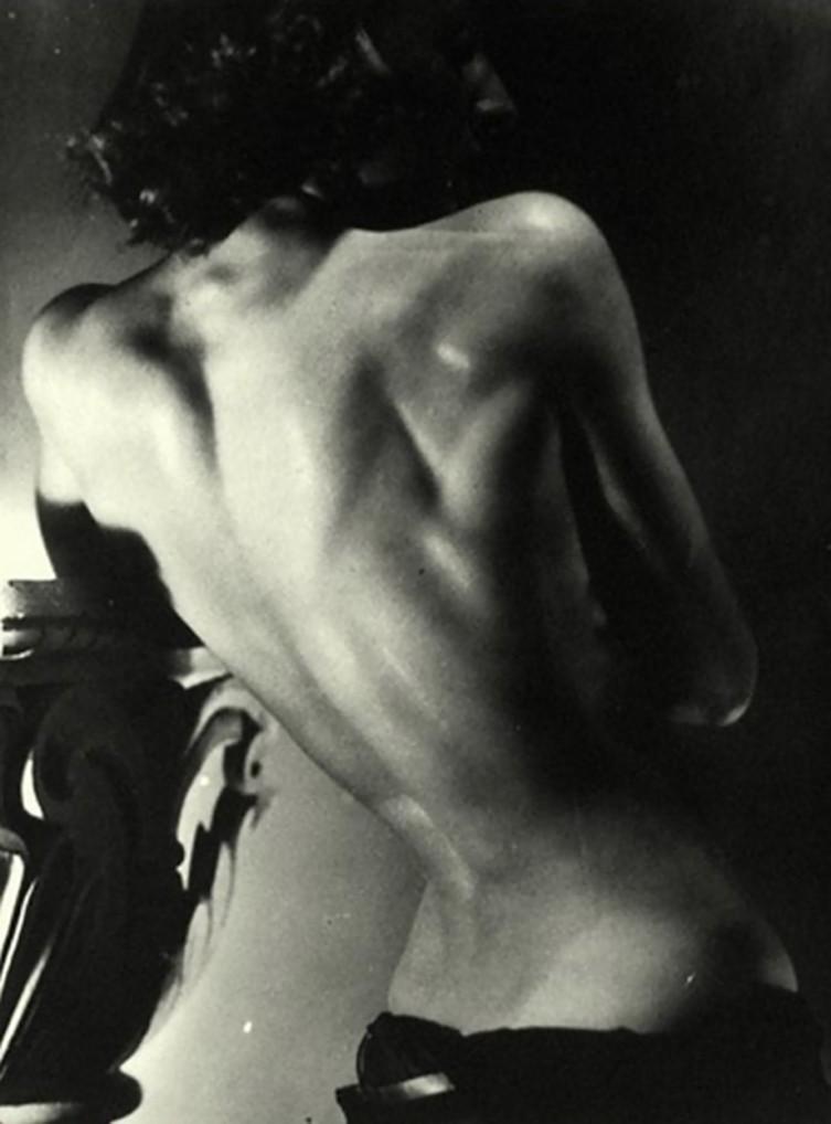 Elio Luxardo- Nudo femminile, Roma, 1940
