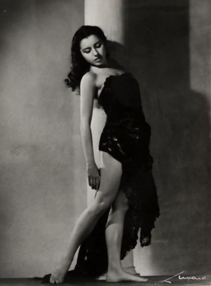 Elio Luxardo - Pamela Palma' 1940