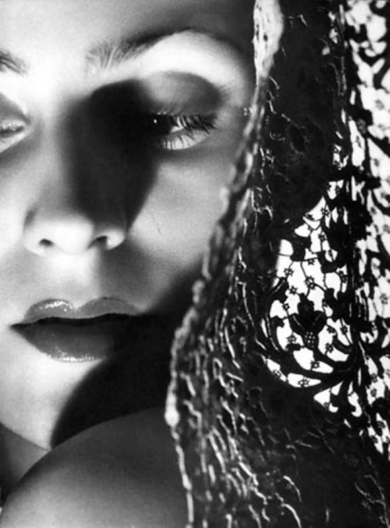 Elio Luxardo Ritratto femminile 1950′s