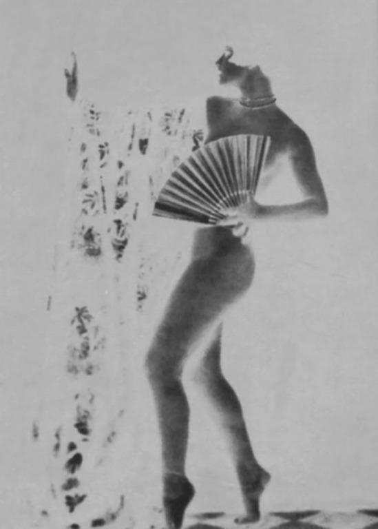 John de Mirjian- Louise Brooks in Negative, 1925