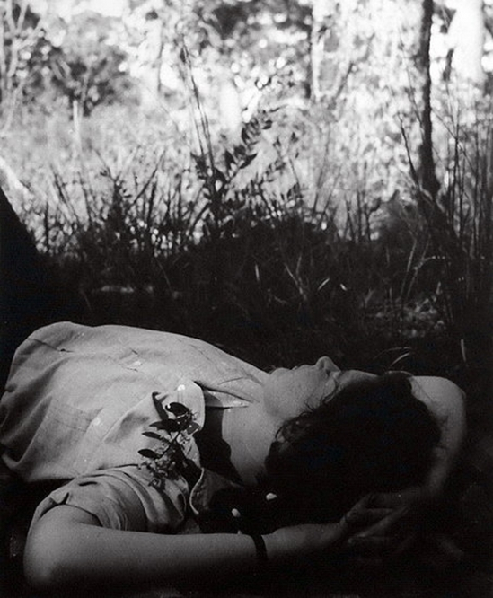 Olive Cotton (Australian, 1911-2003) The Sleeper, 1939