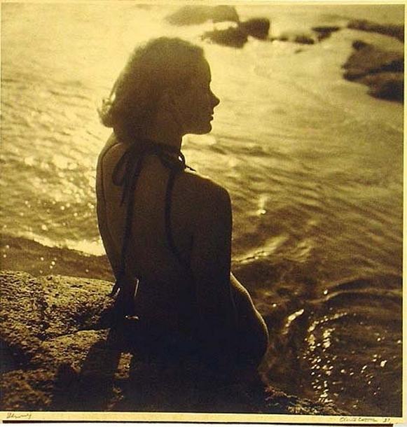 Olive Cotton-   Jenny, 1937.