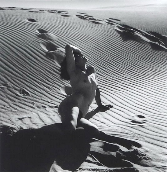 Olive Cotton- Nude, ,1937