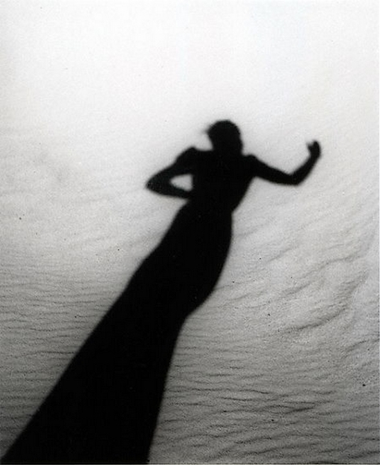 Olive Cotton- Olive's Shadow c1937