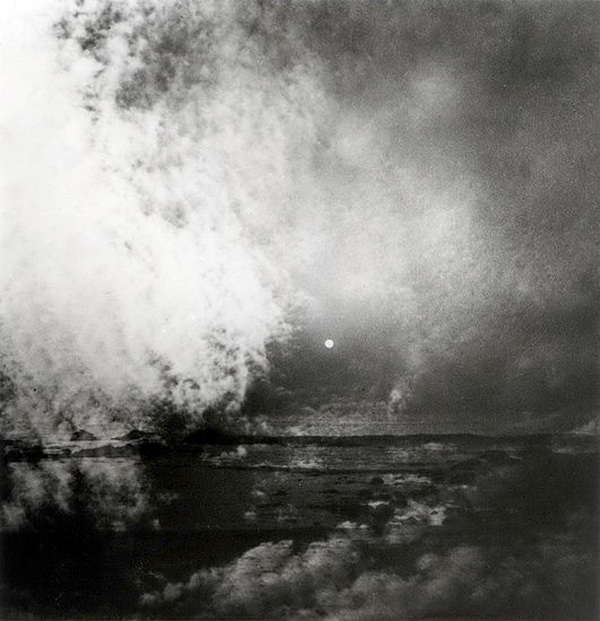 Olive Cotton- Sky Submerged c1937