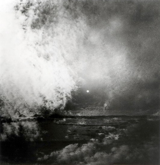 Olive Cotton- Sky Submerged c1937