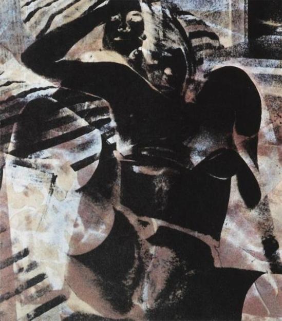 Robert Heinecken - Mademoiselle 1972
