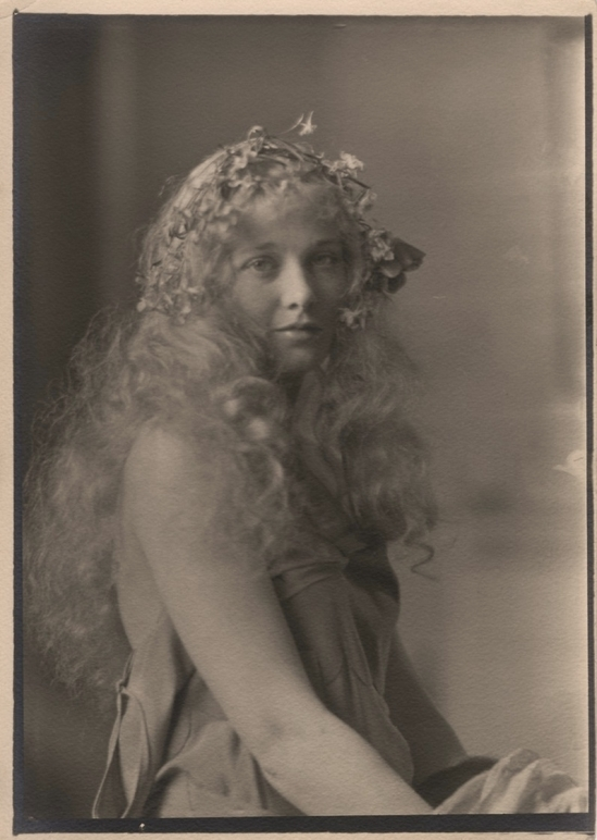Charles Gates Sheldon - Dolores Costello, c.1920