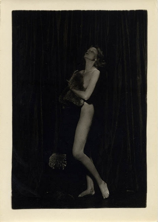 Charles Gates Sheldon – Portrait of the silent film star Mary Nolan , 1920s