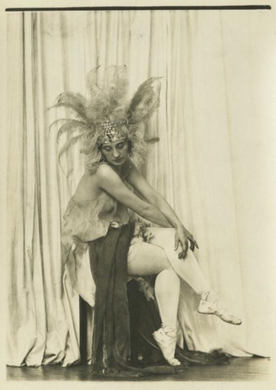 Charles Gates Sheldon - Hilda Boot (Hilda Butsova,), 1920s