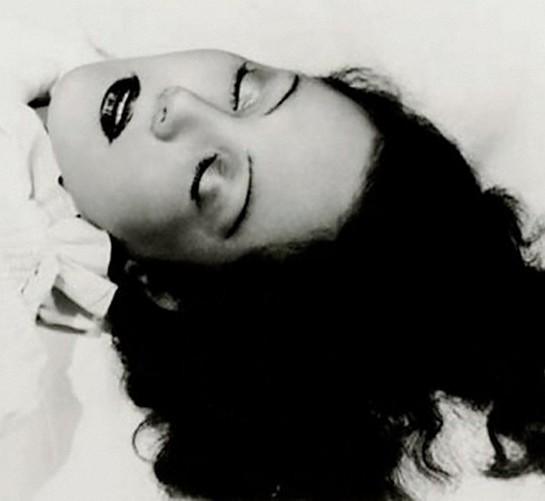 Daniel Masclet- Les yeux clos, 1929