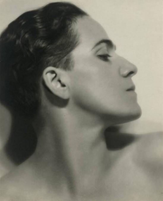 Daniel Masclet-Ma Femme (Francesca), 1927